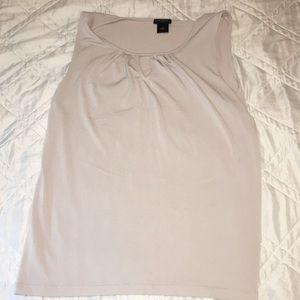 Ann Taylor Sleeveless Blouse Size M